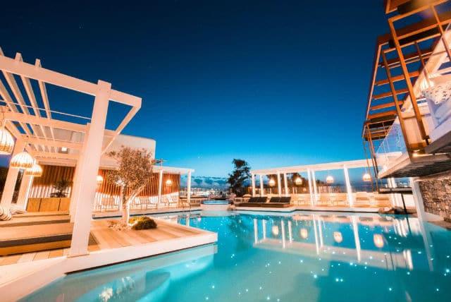 Semeli Hotel πισίνα