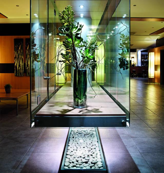 Spetses Hotel - είσοδος
