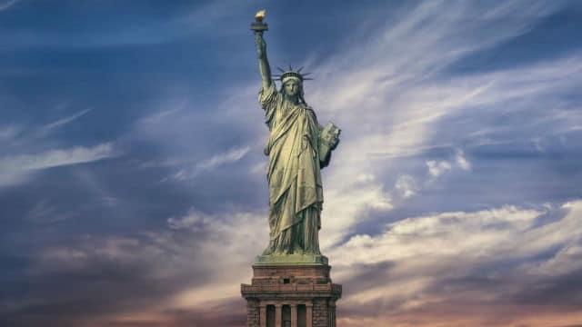 Άγαλμα της Ελευθερίας Νέα Υόρκη