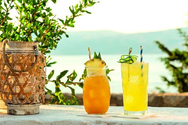 Téchnē - cocktails Ύδρα