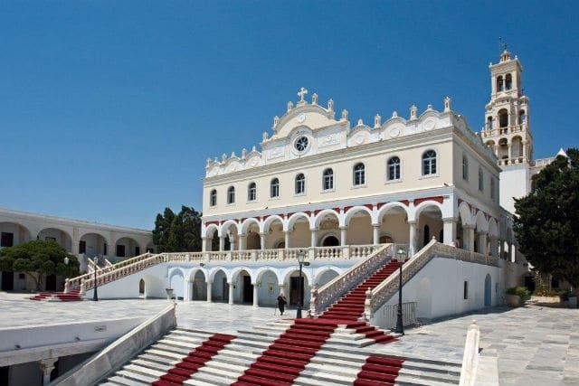 εκκλησία Παναγιά της Τήνου