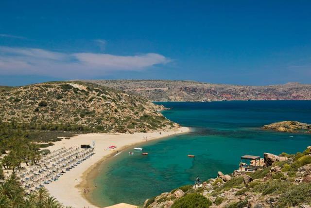 Βάι - παραλία Κρήτη