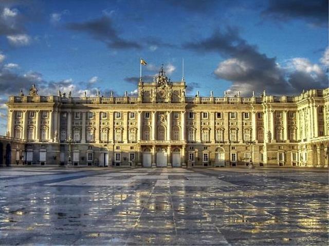 Βασιλικό Παλάτι της Μαδρίτης