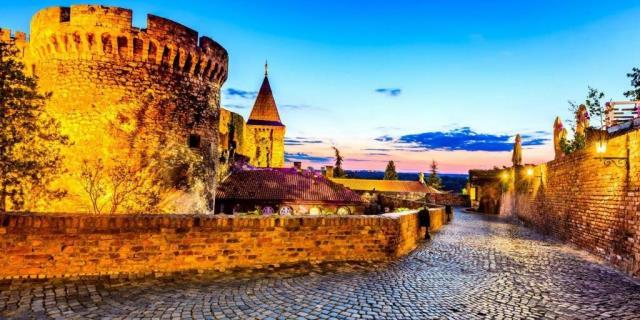 Βελιγράδι εκδρομή