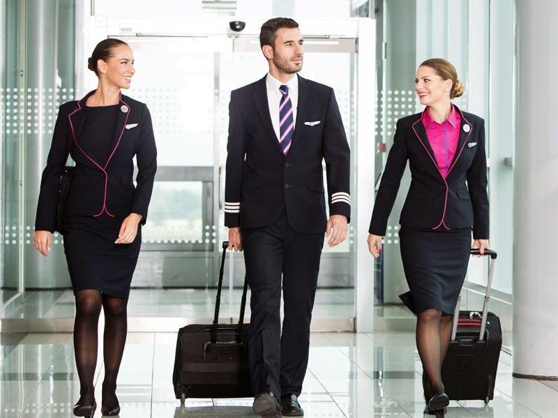 Wizz Air - Open Days - προσωπικό