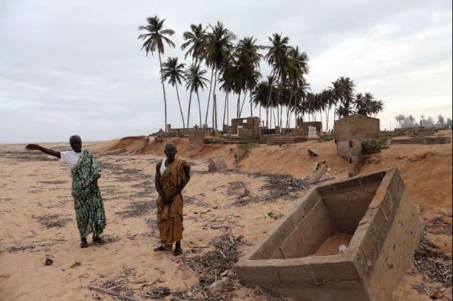 Λάχου-Κπάντα χωριό Δυτικής Αφρικής