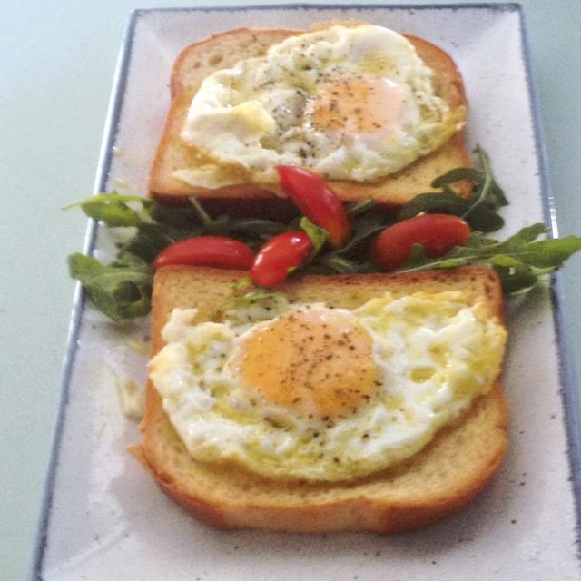 Γιατσέντο, Αμοργός - πρωινό