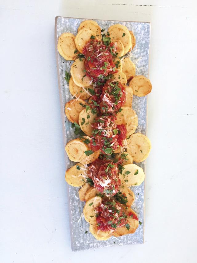 Γιατσέντο, Αμοργός - πατάτες