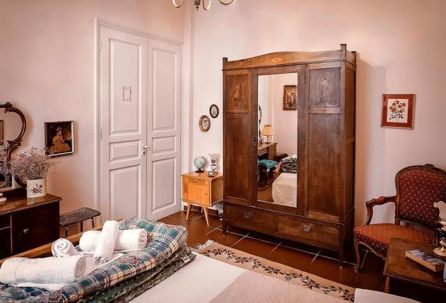 Athens Quinta δωμάτιο 1