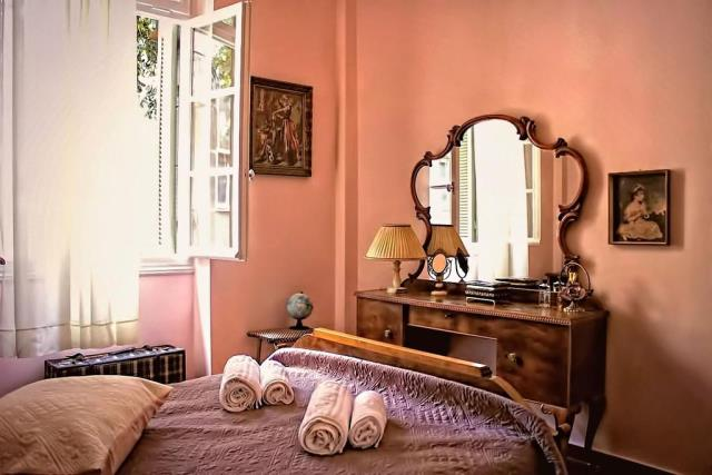 Athens Quinta δωμάτιο 2