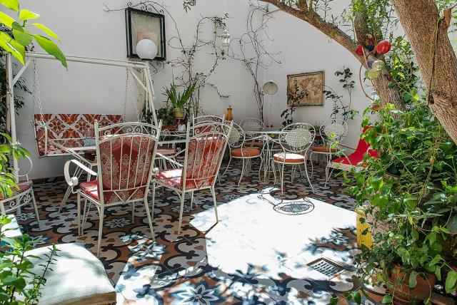 Athens Quinta κήπος
