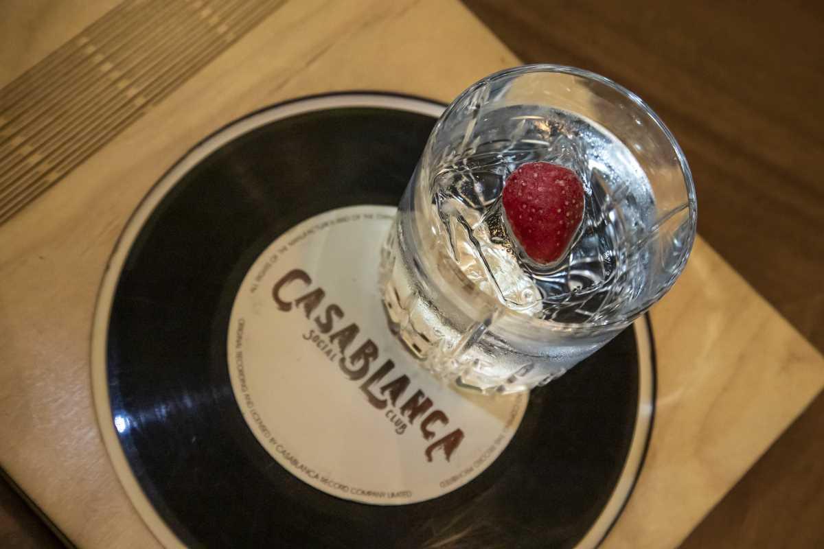 Casablanca ποτό