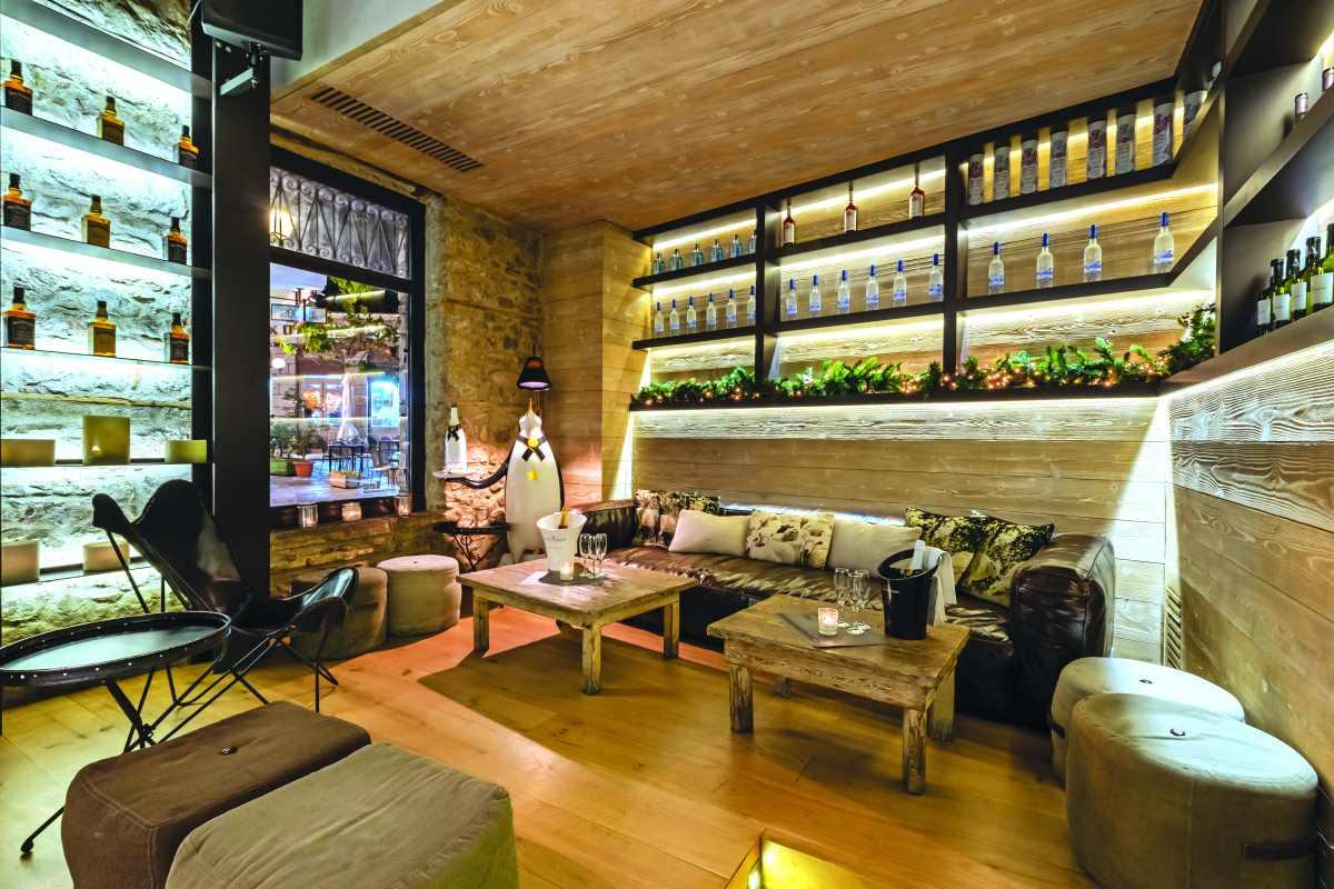 E-bar-restaurant, Αράχωβα
