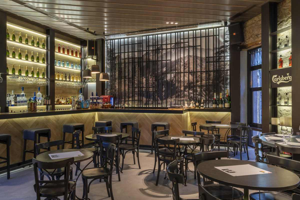 E-bar-restaurant, Αράχωβα,