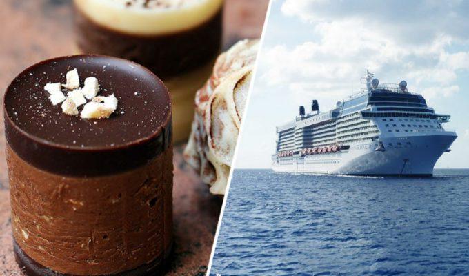 Ετοιμαστείτε για την πιο γλυκιά κρουαζιέρα αφιερωμένη στη... σοκολάτα!