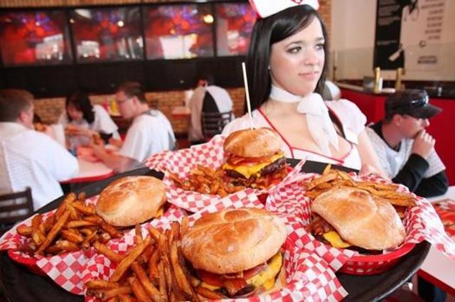 Heart Attack Grill - θεματικό εστιατόριο