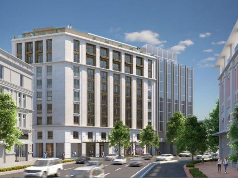 Δείτε πρώτοι τις φωτογραφίες του νέου πολυτελούς ξενοδοχείου στην πλατεία Συντάγματος!