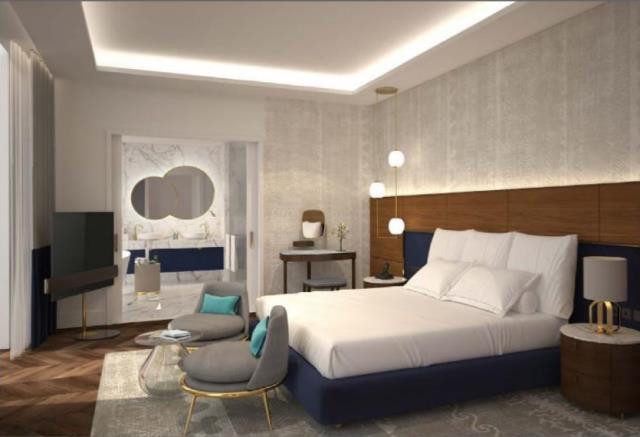 KINGS PALACE - νέο ξενοδοχείο δωμάτιο