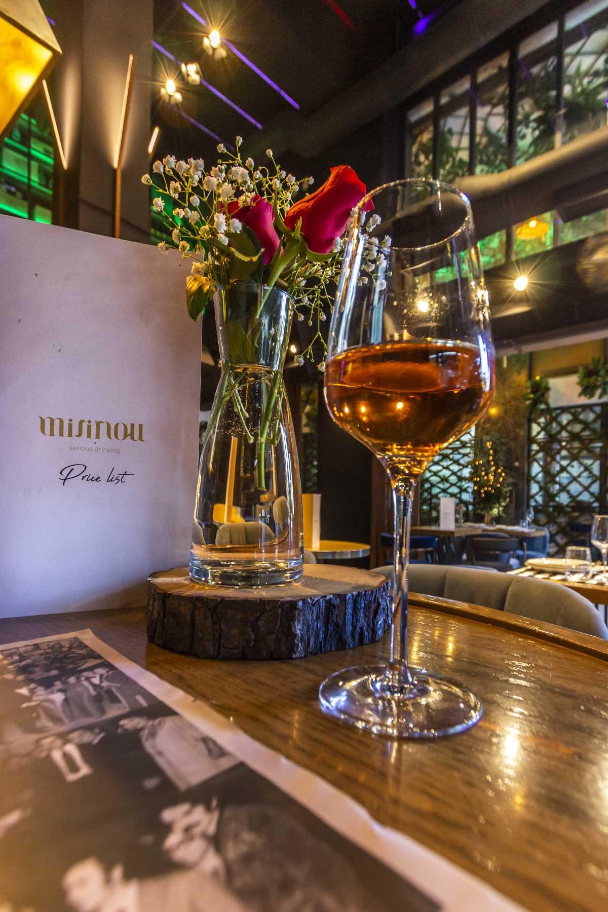 Misirlou bar κρασί
