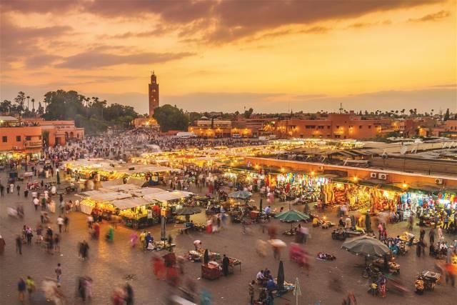 Μαρόκο lonely planet