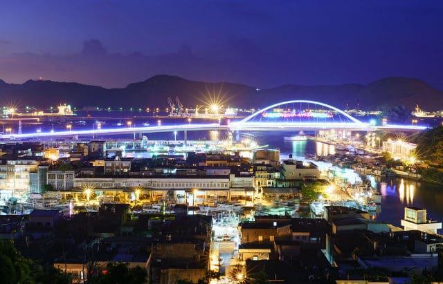 Nanfangao Bridge Ταϊβάν