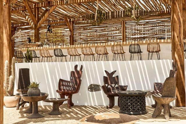 Naxian on the Beach Bar