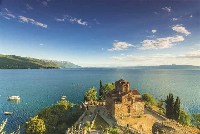Βόρεια Μακεδονία lonely planet