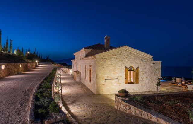 Odysseus Estate βίλα 3