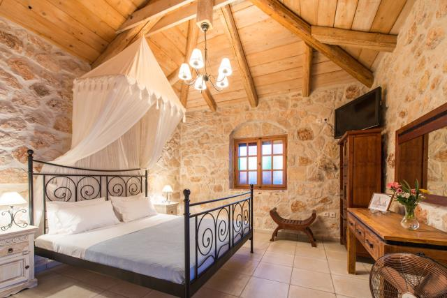 Odysseus Estate δωμάτιο 4