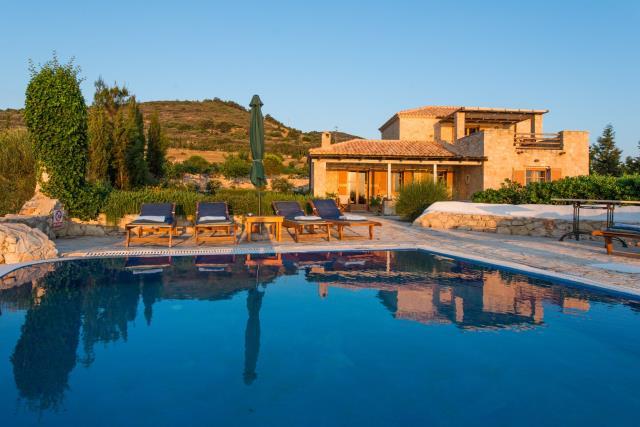 Odysseus Estate βίλα 1