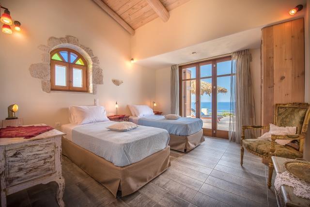 Odysseus Estate δωμάτιο 3