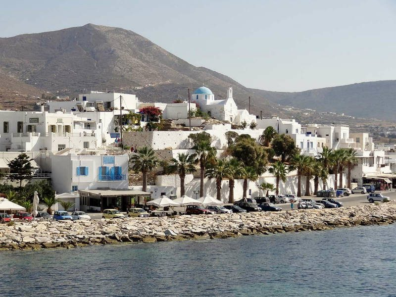 Πάρος - Αυτό το ελληνικό νησί είναι ο καλύτερος προορισμός για τον Οκτώβριο