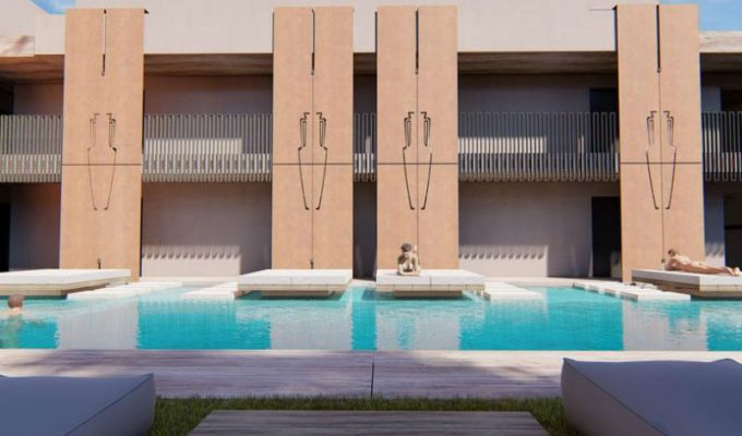 Χανιά: Δείτε τις πρώτες εντυπωσιακές φωτογραφίες από το νέο 5άστερο boutique ξενοδοχείο, Pilot Amphora
