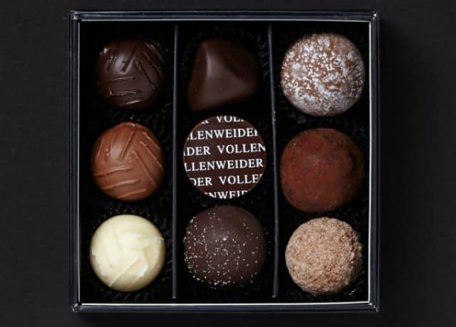 Vollenweider σοκολάτες