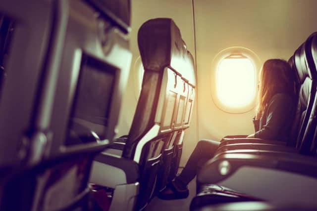 Αεροπλάνο - θέση παράθυρο