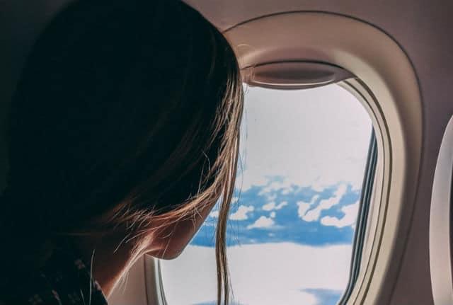 Αεροπλάνο - παράθυρο