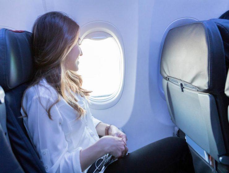 άνετα ταξίδια με αεροπλάνο