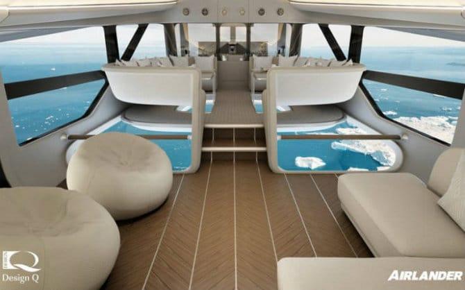 σαλόνι, Airlander 10