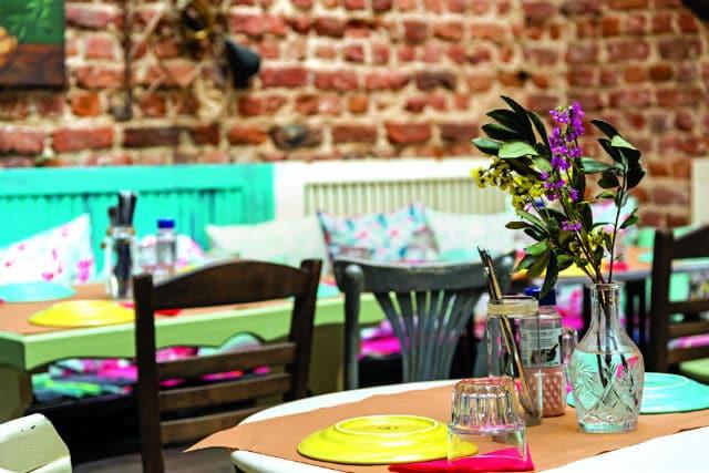 Εστιατόριο Ακαδημία, Άνω Λαδάδικα, Θεσσαλονίκη