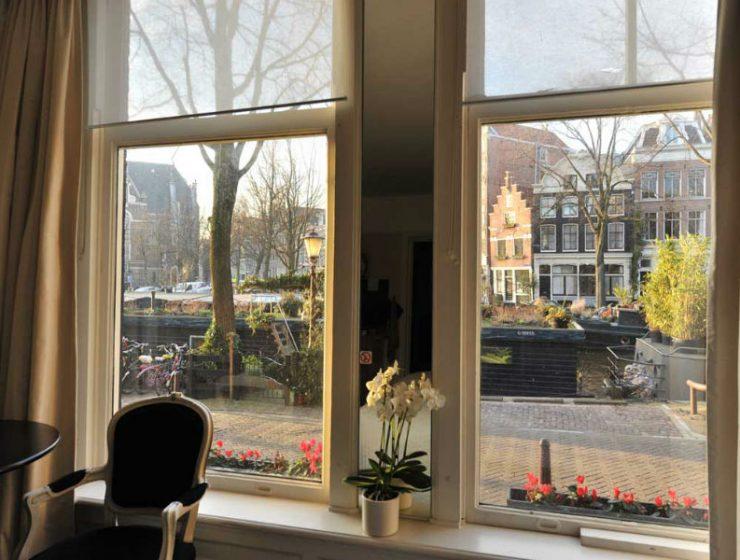 Άμστερνταμ διαμονή 2020
