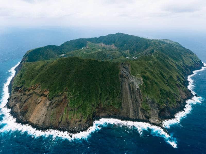 ηφαίστειο, Ιαπωνία