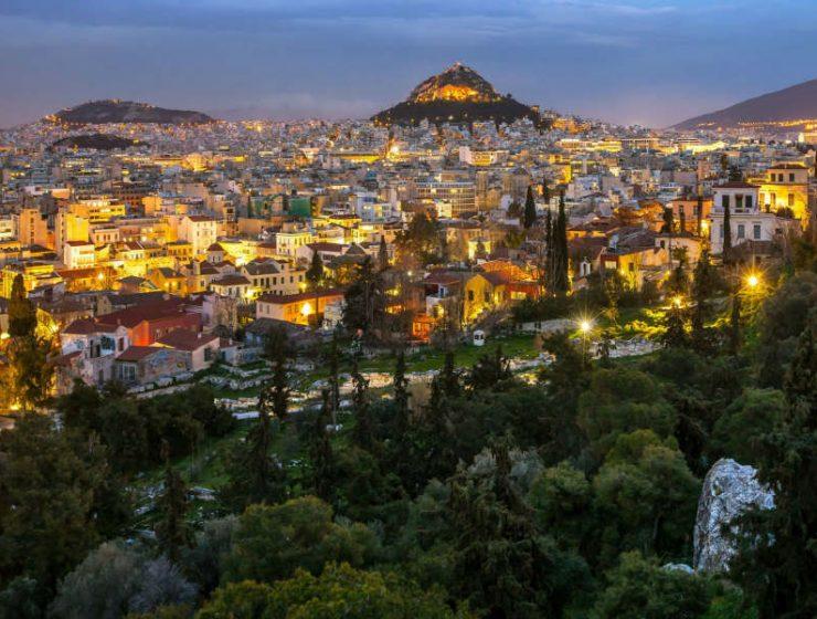 Αθήνα - Ομορφότερες πόλεις του κόσμου