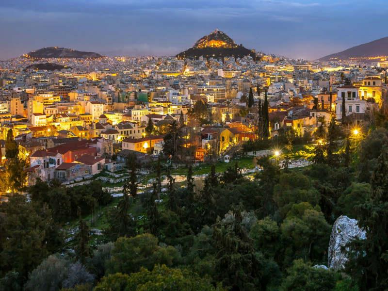 Η Αθήνα ανάμεσα στις ομορφότερες πόλεις του κόσμου
