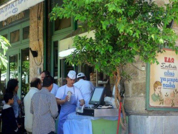 Μπαϊρακτάρης: Το πιο φημισμένο ψητοπωλείο της Αθήνας