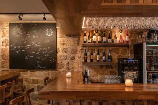 Μπαρ, 10GR Hotel Wine Bar