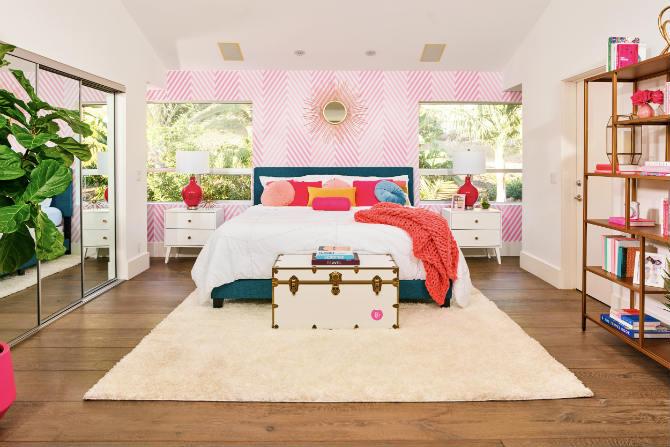 υπνοδωμάτιο βίλα barbie