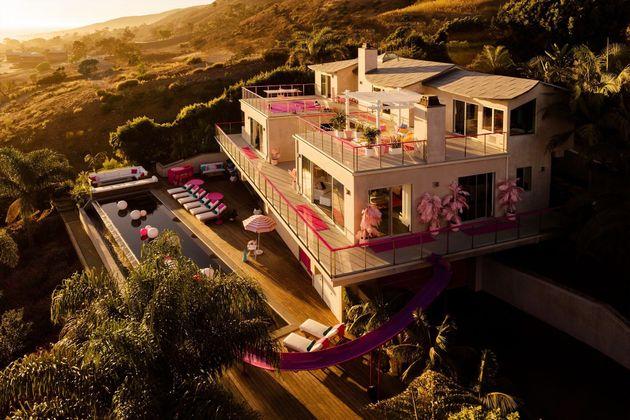 Η βίλα της Barbie στην Airbnb