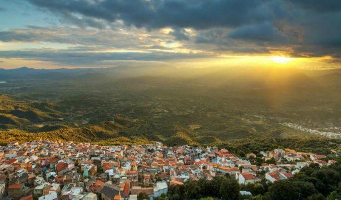 σαρδηνία google maps