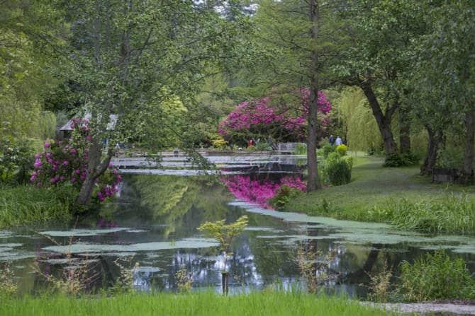Κήποι Bodnant, Colwyn Bay, Ουαλία