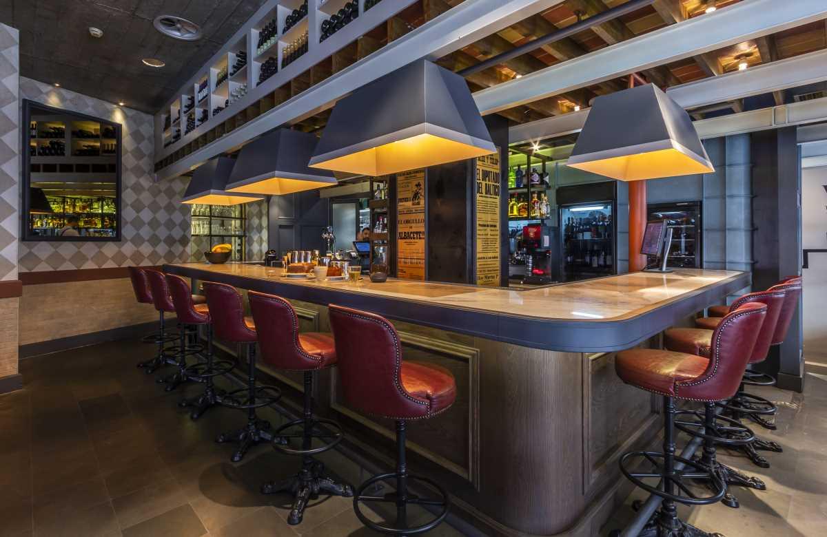 Canteen bar